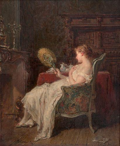 Antoine Emile PLASSAN (Bordeaux 1817-Paris 1903)