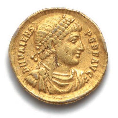 VALENS (364-378) Solidus. Antioche. 10e off....