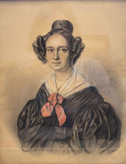 Jules BOILLY (Paris 1796-1874)