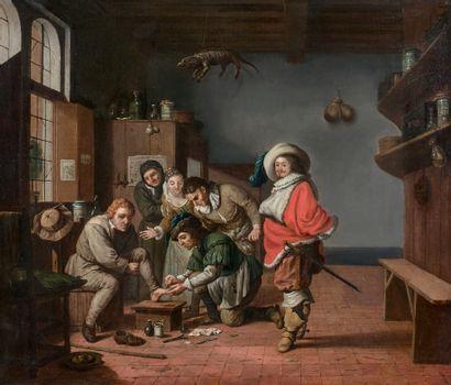 Jan Josef HOREMANS (Anvers 1682-1790)