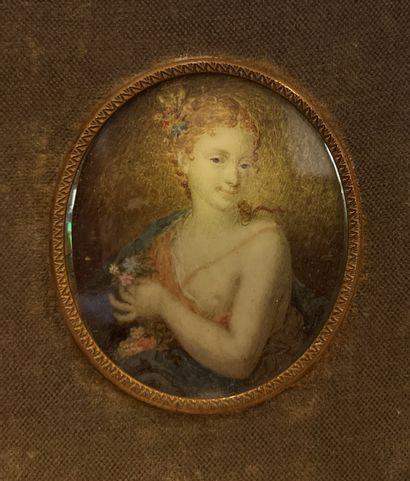 ROSALBA CARRIERA (1675-1757), Attribué à