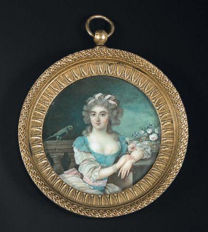 CARBILLET (école française du XVIIIe siècle)