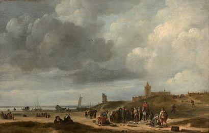 Willem Gillisz KOOL (Haarlem 1608-1666)