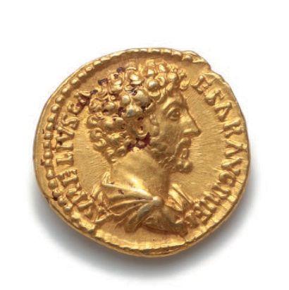 MARC AURÈLE (161-180), César (139-161) Auréus....