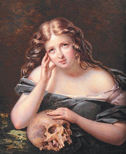 JEAN-PIERRE DROUIN (1782-1861)