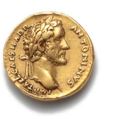 ANTONIN le Pieux (138-161) Auréus. Rome (138)....