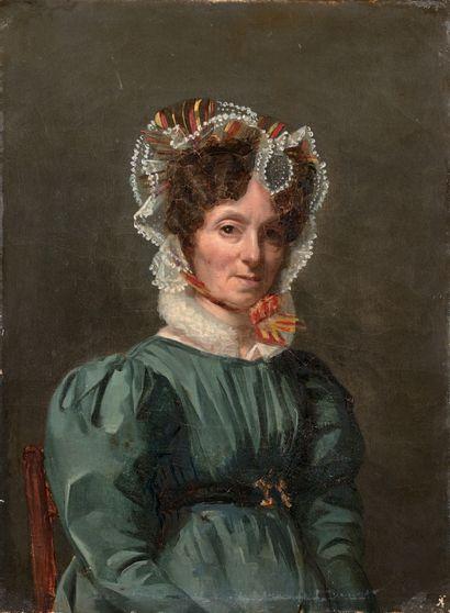 Louise-Adéone DROLLING (Paris 1797-1834)