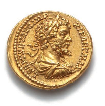 SEPTIME SÉVÈRE (193-211) Auréus. Rome (199-200)....