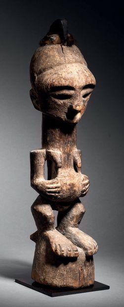 Statue Songye, République Démocratique du...