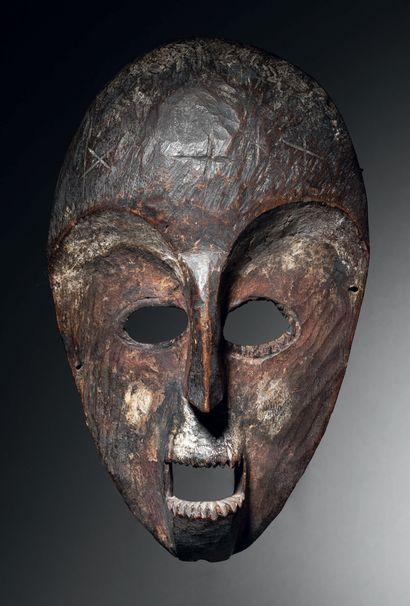 Ɵ Masque Lega à la bouche rectangulaire,...