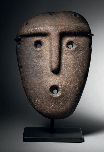 Grand masque funéraire, Culture Alamito-Condorhuasi,...