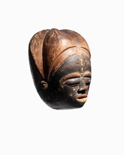 Ɵ Masque Bakongo, République Démocratique...