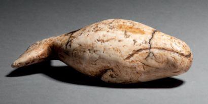 Charme en forme de baleine, Inuit (Eskimo),...