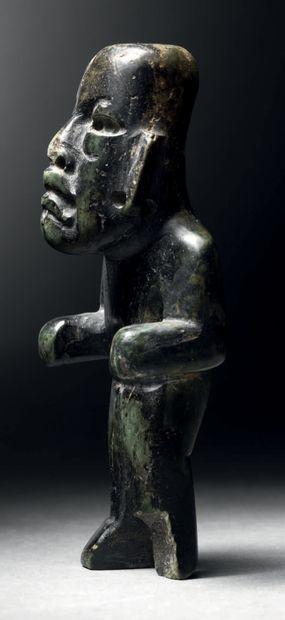 Olmec culture, Las Bocas, Mexico Middle Preclassic,...