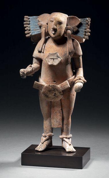 statuette ANTHROPOMORPHE - CAPTIF Culture...