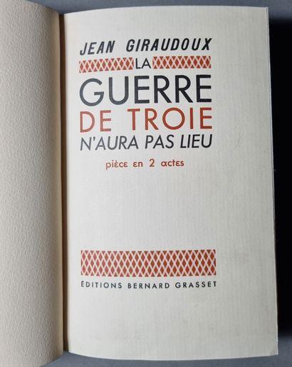 GIRAUDOUX (Jean).