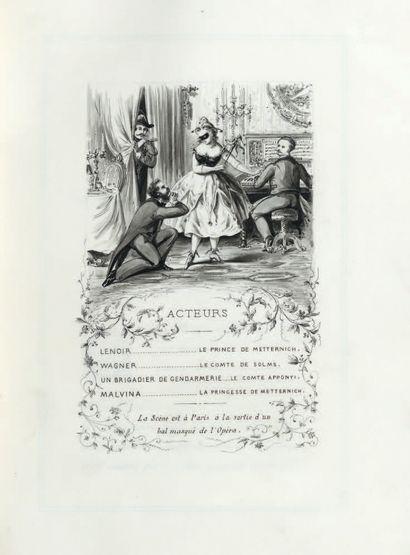 MASSA (Alexandre-Philippe Régnier, marquis de).