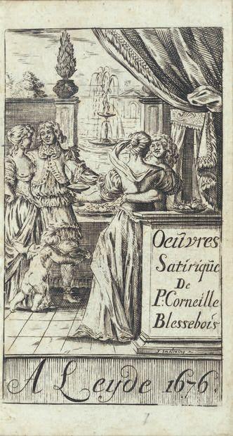BLESSEBOIS (Paul-Alexis, dit Pierre-Corneille de).