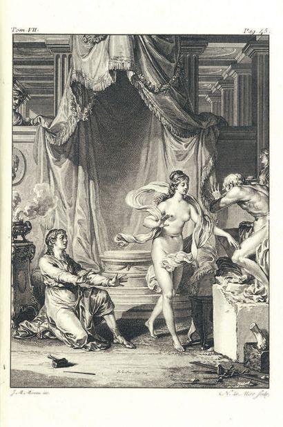ROUSSEAU (Jean-Jacques) et BERQUIN. Pygmalion, scène lyrique. Paris, 1775. Grand...