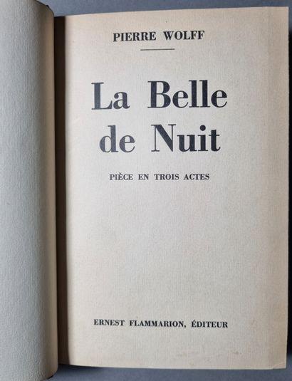 WOLFF (Pierre).