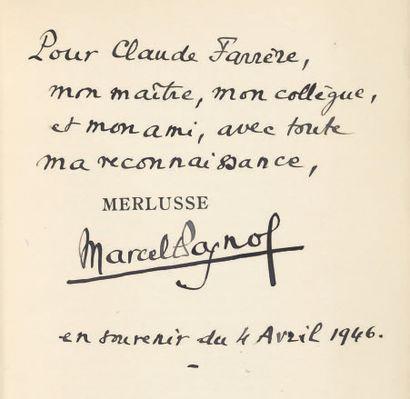 PAGNOL (Marcel).
