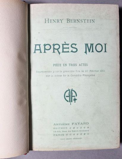 BERNSTEIN (Henry).