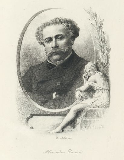 DUMAS fils (Alexandre).