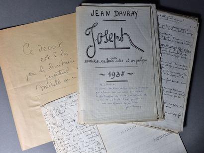 DAVRAY (Jean).