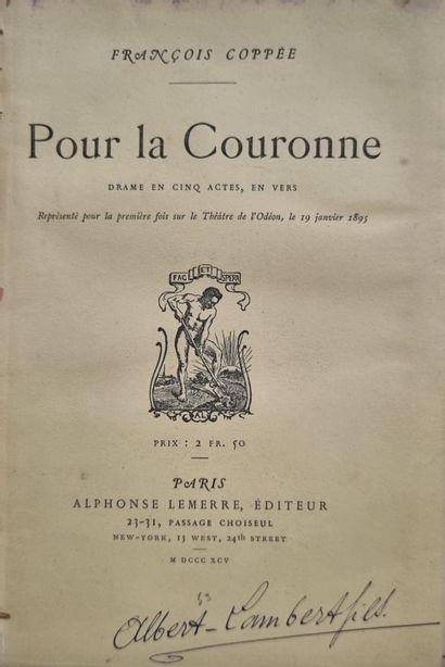COPPÉE (François).