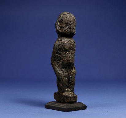 Statuette de divination, les détails de...