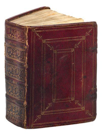 Livre d'heures (à l'usage de Rouen). En français...