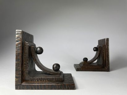 Dans le goût d'Edgar BRANDT (1880-1960) Structure...