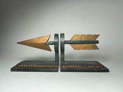 Louis KATONA (1850-1933) Flèche à l'antique...