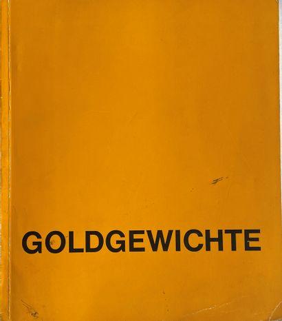 Brigitte Menzel, Goldgewichte aus Ghana,...