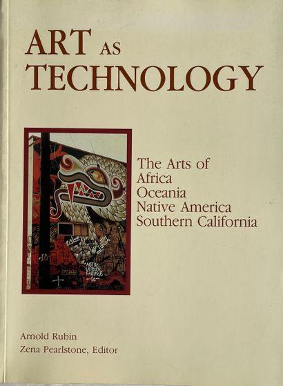 Arnold Rubin, Art as technology, Hillcrest...