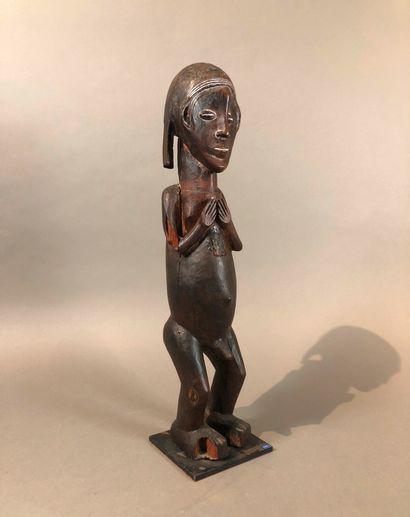 Statue Suku Pende, République Démocratique...