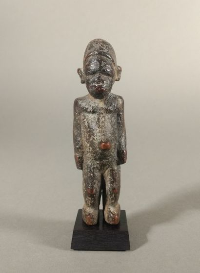Statuette Lobi, Burkina faso  Bois  XIXe...