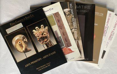 Catalogues de vente Cornette de Saint Cyr...