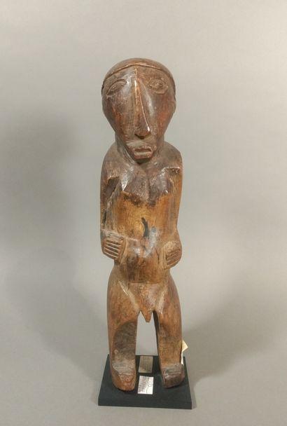 Statue Basikasingo, République Démocratique...