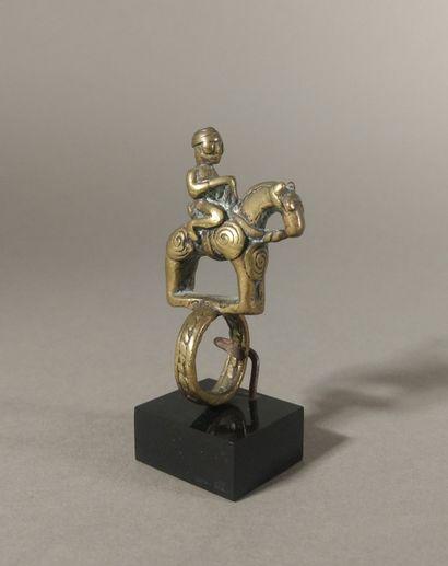Bague Dogon, Mali  Bronze  XIXe - XXe siècle...