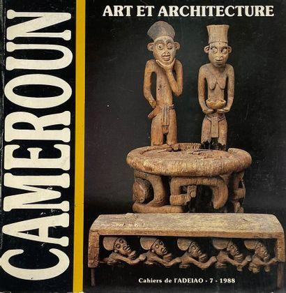 Cameroun, Art et Architecture, cahiers de...