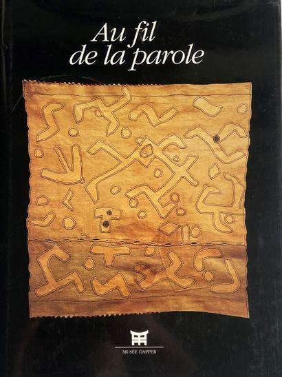 Au fil de la parole, Paris, Musée Dapper,...