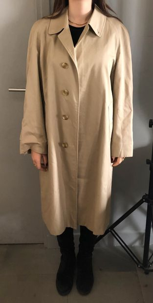 BURBERRY Trench long Beige T. 46