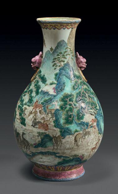 CHINE - Époque JIAQING (1796-1820) / DAOGUANG (1821-1850)