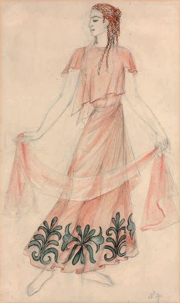 Nathalie GONTCHAROVA (1881-1962)