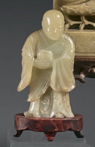 CHINE - XVIIe/XVIIIe siècle