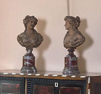 École française du XIXe siècle dans le goût de Joseph-Charles Marin (1759-1834)
