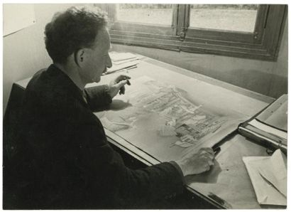 CHARLES JOURDANET (1917-2007)