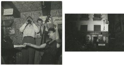 ALEXANDRE TRAUNER (1906-1993) ET GEORGES COLIN