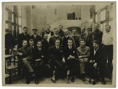 STUDIO ALBATROS Montreuil,1925